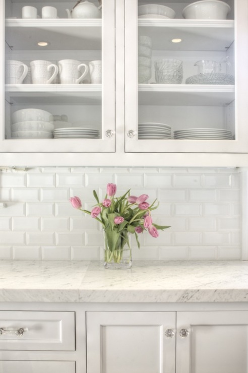 White Kitchen Knobs top hardware styles to pair with your shaker cabinets