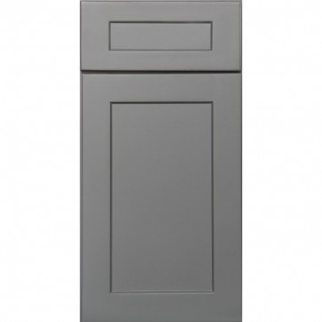 Shaker Gray Cabinet Door Sample