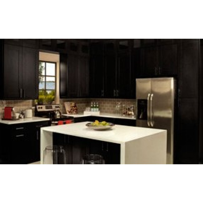 Frameless rta twilight 10x10 kitchen cabinets for Kitchen cabinets 10x10