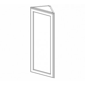 AW42 Thompson White Wall Angle Cabinet