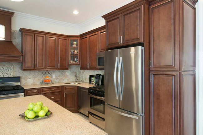 Brownstone Kitchen Cabinets
