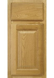 Carolina Oak Door