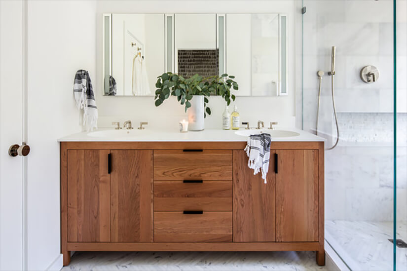 How To Choose Your Bathroom Counter Height Kitchen Cabinet Kings