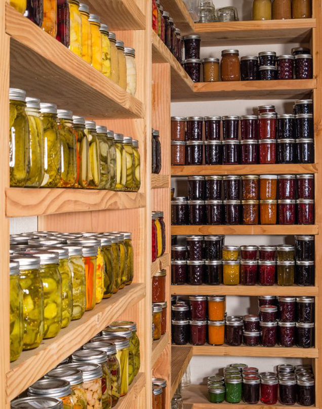 Pantry Containers and Jars
