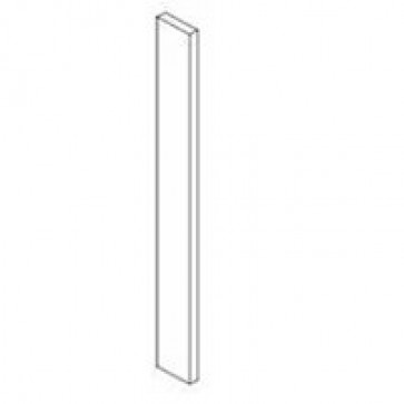 WF642-3/4 Sienna Rope Solid Wall Filler (RTA)