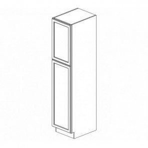 WP1590 Gramercy White Tall Pantry Cabinet