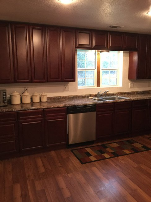 Medium Brown Cabinets From Kitchen Cabinet Kings And Our Custom Style Options High Quality Construction Guarantees That You Get An Ideal Product