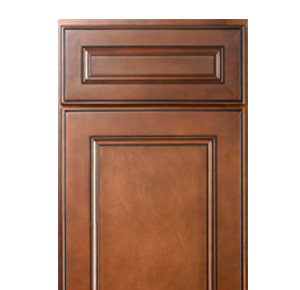 York Chocolate Cabinet Door