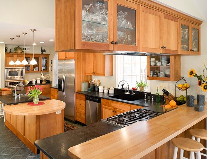 Cherry Kitchen Cabinets All You Need To Know