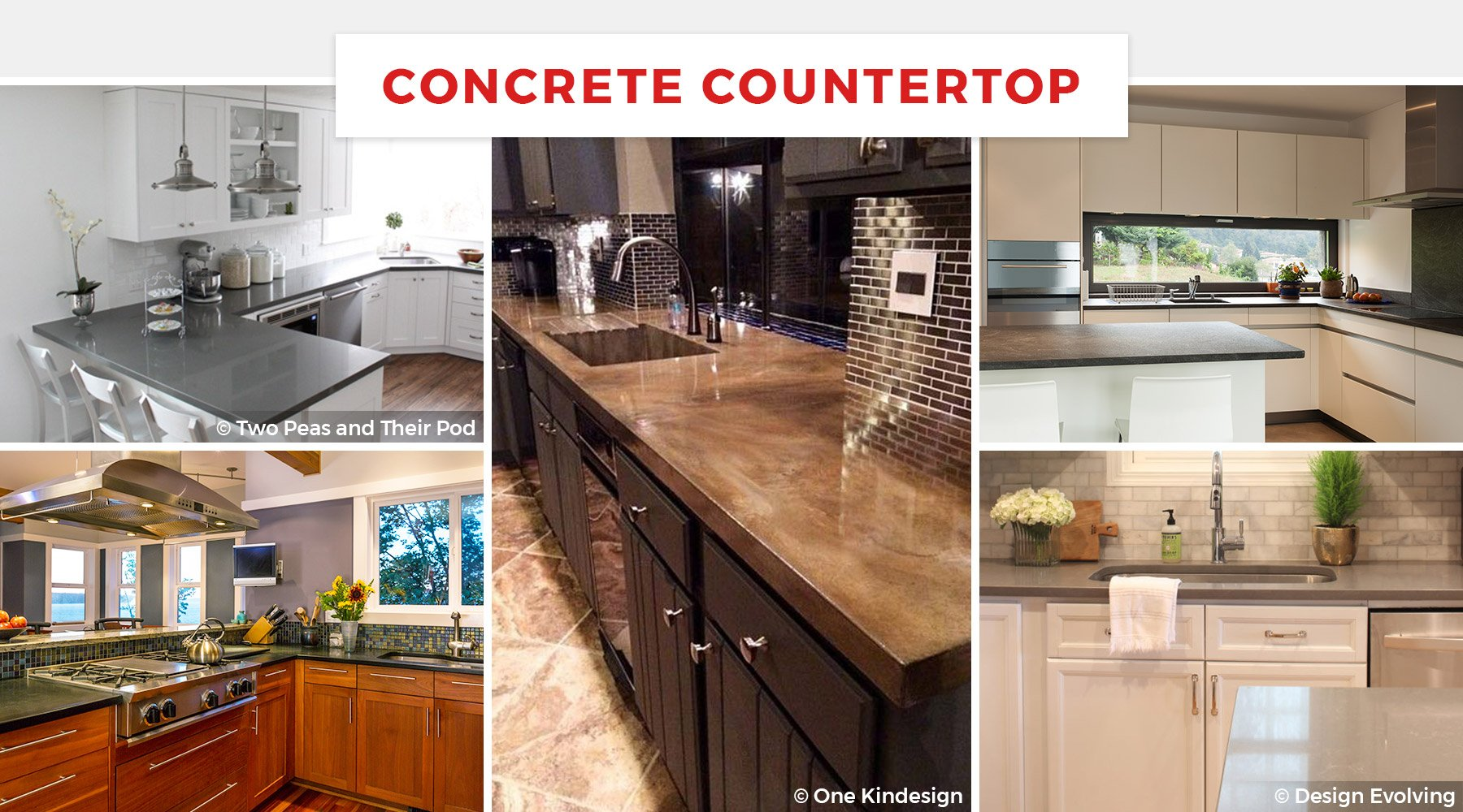 55+ Best Kitchen Countertop Ideas for 2020