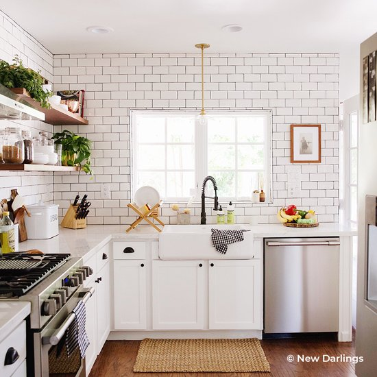 25 Dramatic Kitchen Makeovers Kitchen Cabinet Kings