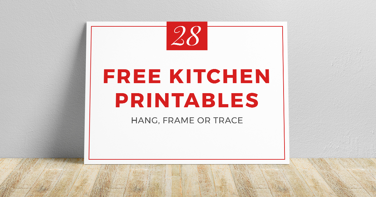 photograph regarding Come Inside It's Fun Inside Free Printable called 28 Cost-free Pleasurable Kitchen area Printables Kitchen area Cupboard Kings